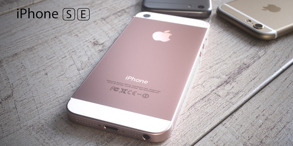 Berdesain Mungil, iPhone SE Hadir dengan Spesifikasi Setara iPhone S6 4