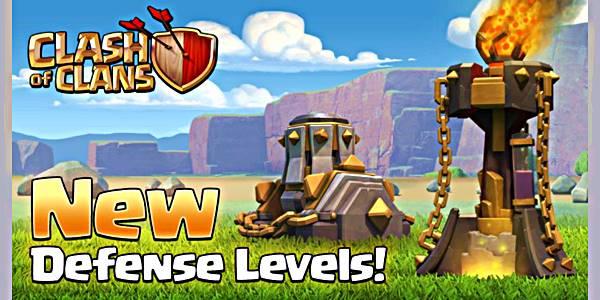 Clash Of Clans Update Maret 2016 Inferno Tower lvl 4 dan Mortal , Ini Perubahanya