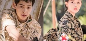 Begini Jadinya Jika Couple 'Descendants of the Sun' Si Jin dan Myung Ju