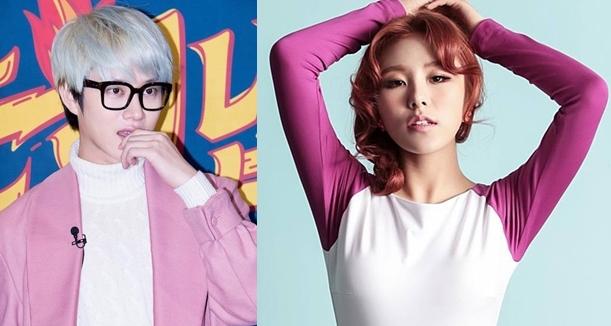 Heechul Super Junior & Wheein MAMAMOO Konfirmasi Duet