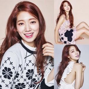 Park Shin Hye 'ELLE' Maret 2016