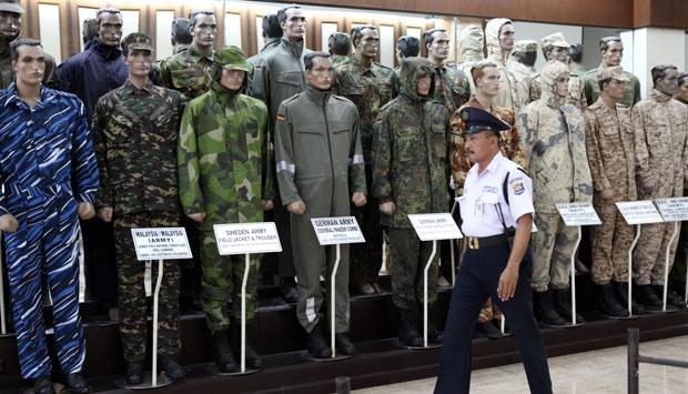 Netizen Duga Seragam Militer 'Descendants of the Sun' Diproduksi Indonesia