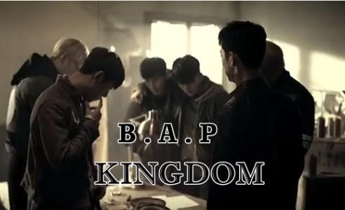 MV Kingdom B.A.P