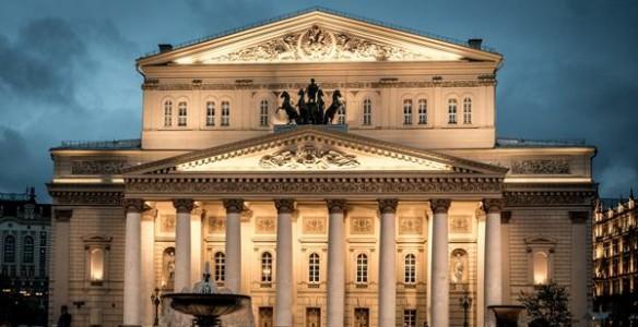 Peringati 240 Tahun Gedung Bolshoi Theater Google Doodle Hari Ini