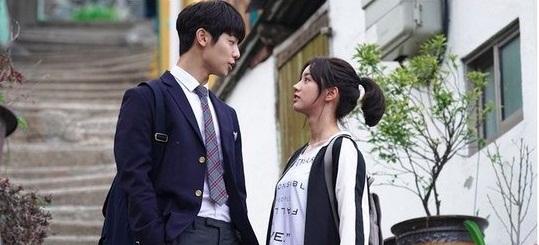 Begini Chemistry Hyeri dan Min Hyuk CN BLUE Jadi Adik Kakak di Ddanddara