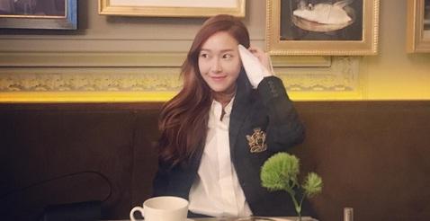 Jessica Jung Rencanakan Debut Solo Saat Birthday Fan Meeting