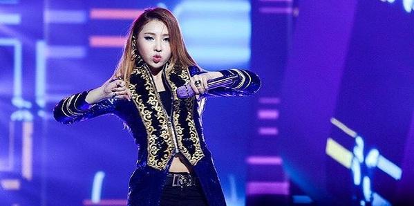 Minzy 2NE1 Resmi Hengkang Dari YG Entertainment