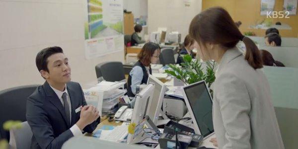 Muncul di Descendants of the Sun episode 13, Inilah Peran Yoo Ah In