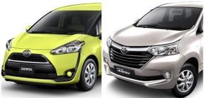 Prinsip Kerja Serupa, Ini Beda Mesin Toyota Sienta dengan New Avanza 2