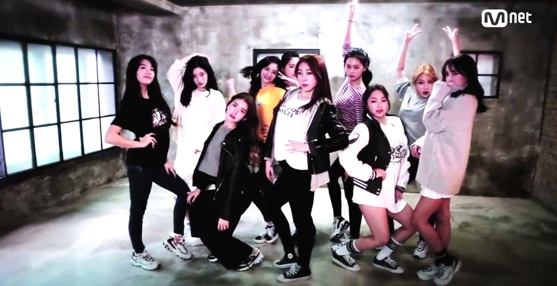 I.O.I 'Produce 101' Ungkap Teaser Playful Untuk 'Crush'