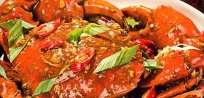 Resep Kepiting Saus Padang yang Enak dan Spesial Ala Resto