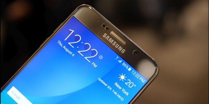 Samsung Galaxy Note 6 Tawarkan Perpaduan Note 5 dan Galaxy S7
