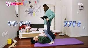 Joy Berikan Massage di 'We Got Married', Sungjae BtoB Menyesal