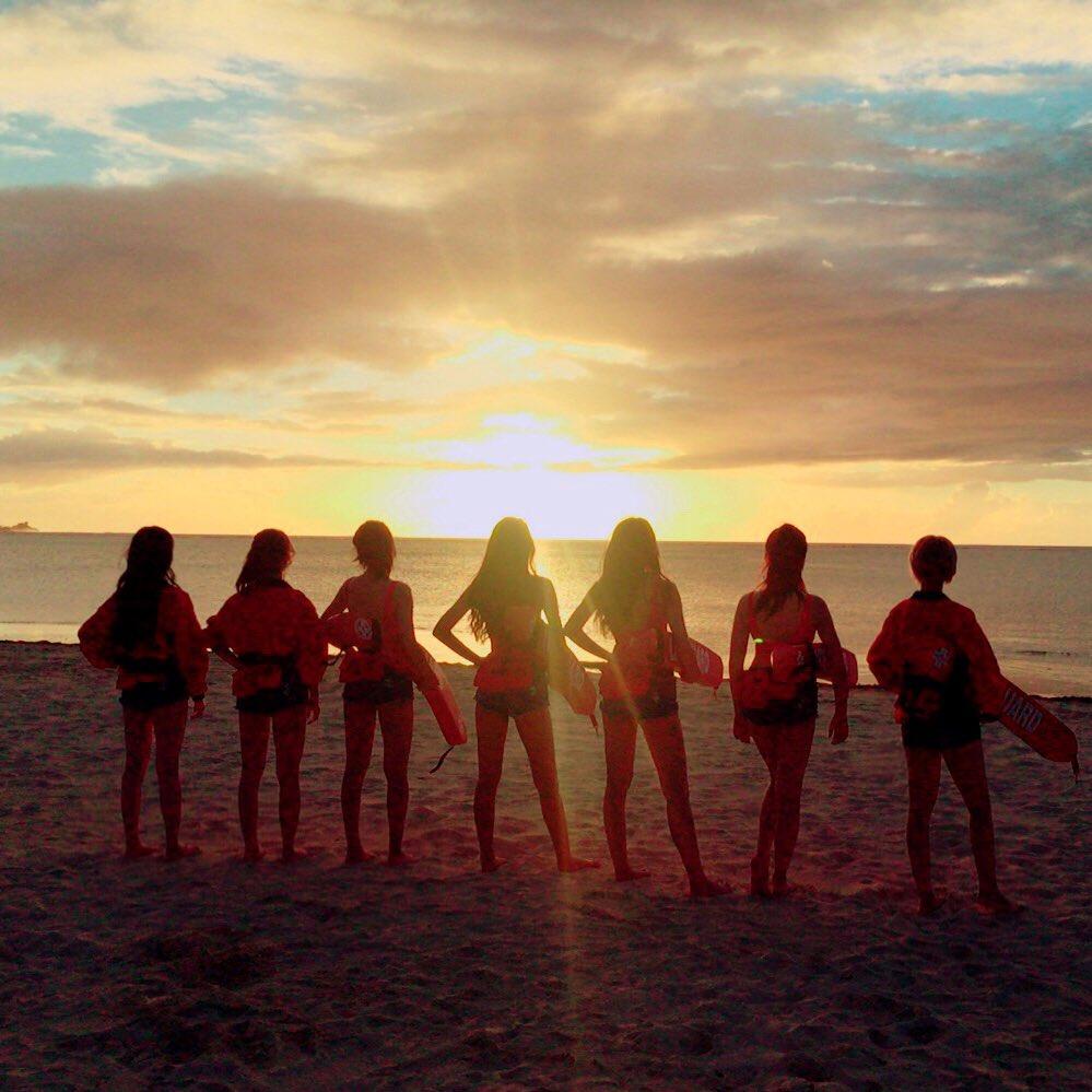 "AOA Rilis Teaser Individual 'Seksi' Untuk Album Comeback ""Good Luck"""