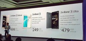 Asus Zenfone 3 ada Tiga Versi, Ini Perbedaan Spesifikasi dan Harganya