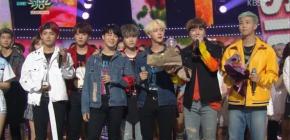"""BTS Raih Kemenangan Kedua Dengan """"Fire"""" Di 'Music Bank'"""