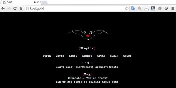 Blokiran Game Online, Website KPAI Di Hack