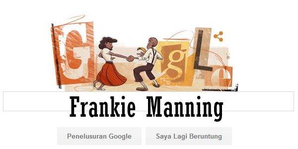 Fakta Tentang Frankie Manning, Sosok yang Hiasi Google Doodle Hari Ini