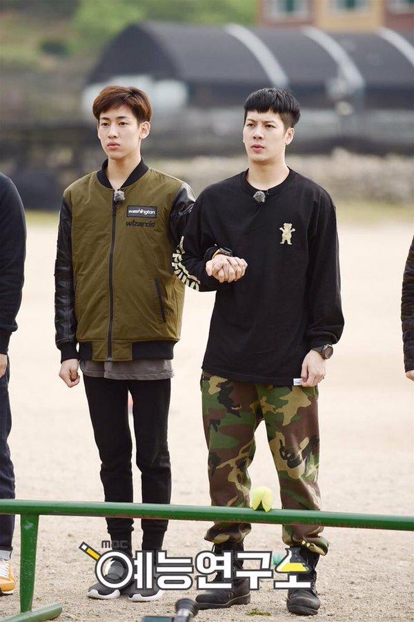 Jackson GOT7 & BamBam GOT7