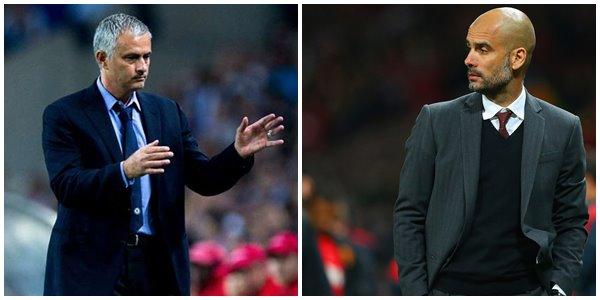Resmi Latih MU, Jose Mourinho Mulai Psywar ke Pep Guardiola