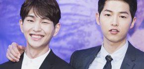 Main Drama Bareng, Ini Nasehat Song Joong Ki Buat Onnew SHINee