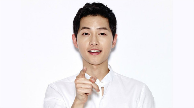 "Song Joong Ki Donasikan Seluruh Pendapatannya Dari ""Hurry Up, Brother"""