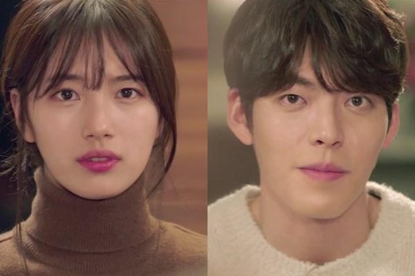 """Goda Suzy Di Teaser """"Uncontrollably Fond"""", Kim Woo Bin Bikin Gemes"""