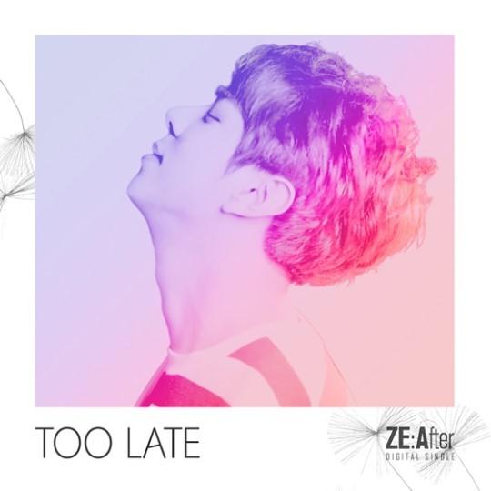 Akhirnya Moon Junyoung ZE:A Bakal Segera Rilis Album Solo