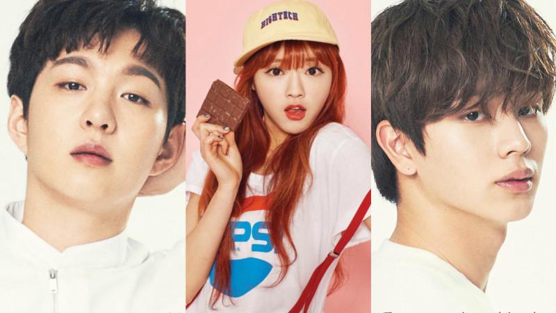 "Changsub BtoB dan Yooa Oh My Girl bakal temani Yook Sungjae Sebagai MC khusus di ""Inkigayo"""