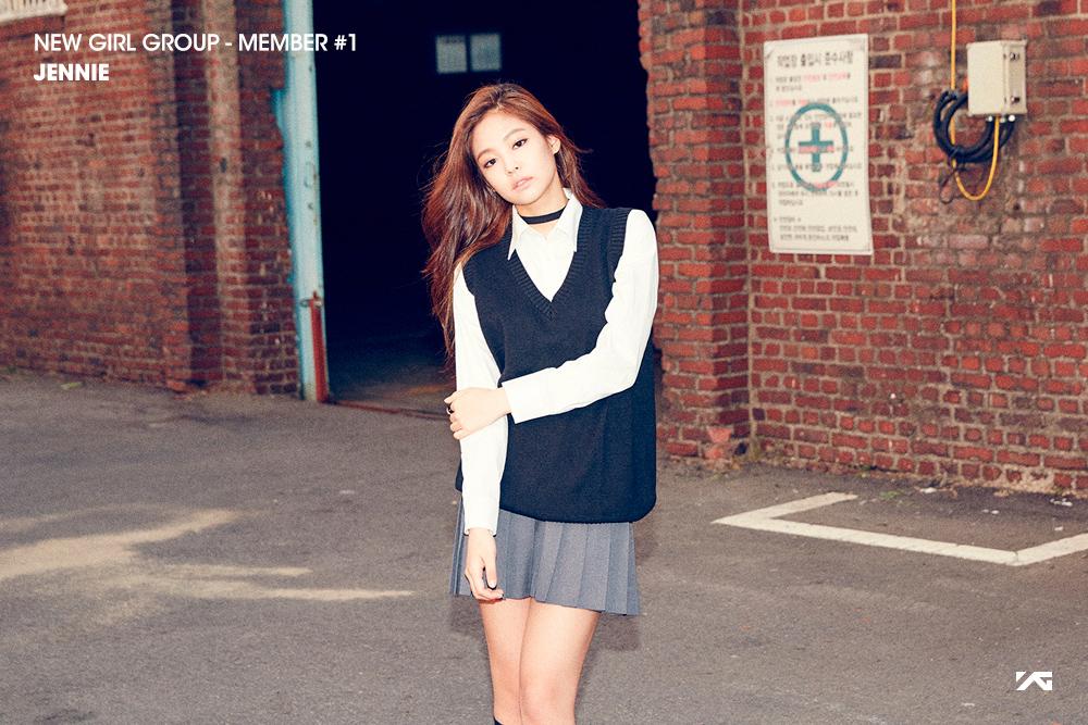Anggota Girl Grup Baru YG Entertainment
