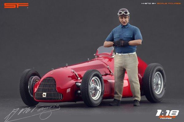 Juan Manuel Fangio, sang Maestro F1 yang Doodlenya Hiasi Google 2