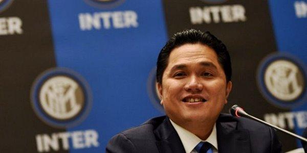 Lepas Sebagian Saham, Inter Milan Resmi Diakuisisi Perusahaan China