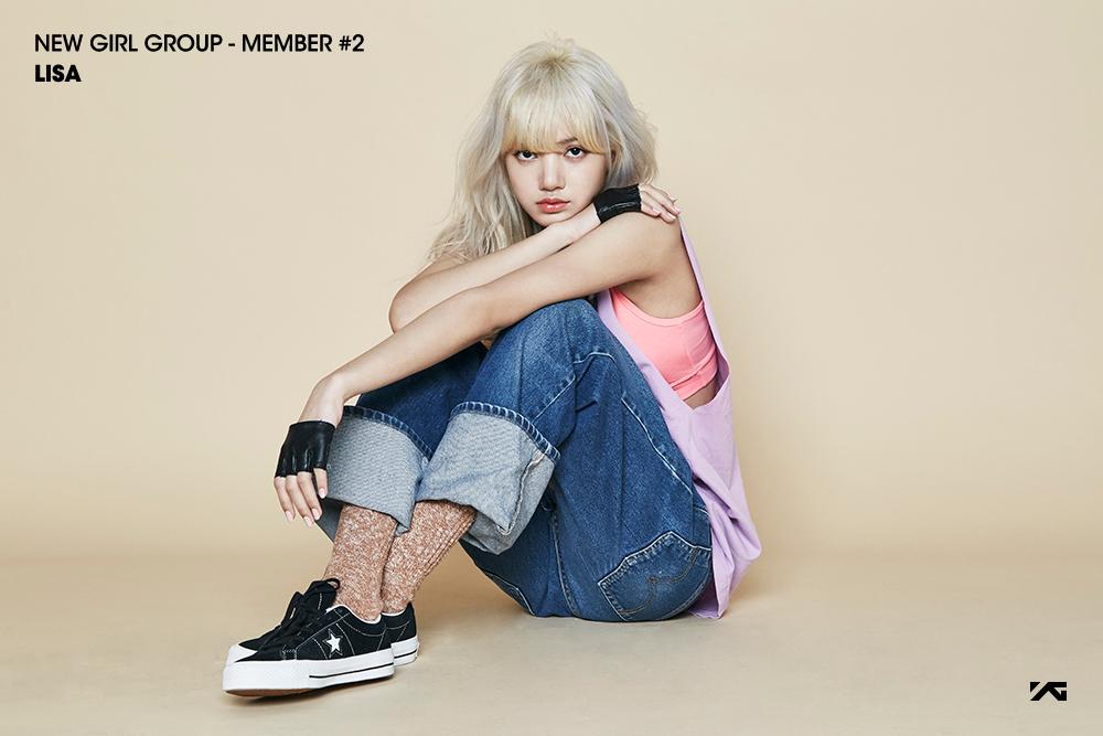 Usai Jennie Kim, YG Ungkap Lisa Jadi Member Girl Grup Baru Berikutnya