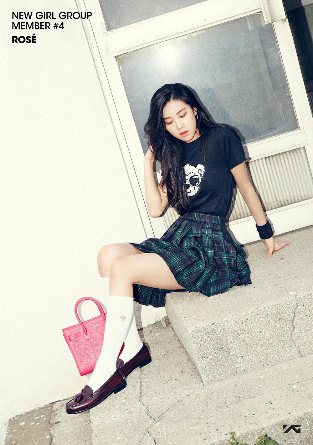 Rosé Jadi Member Ke-4 Girl Grup Baru YG Entertainment