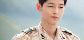 Song Joong Ki Foto Bareng Yoo Shi Jin?