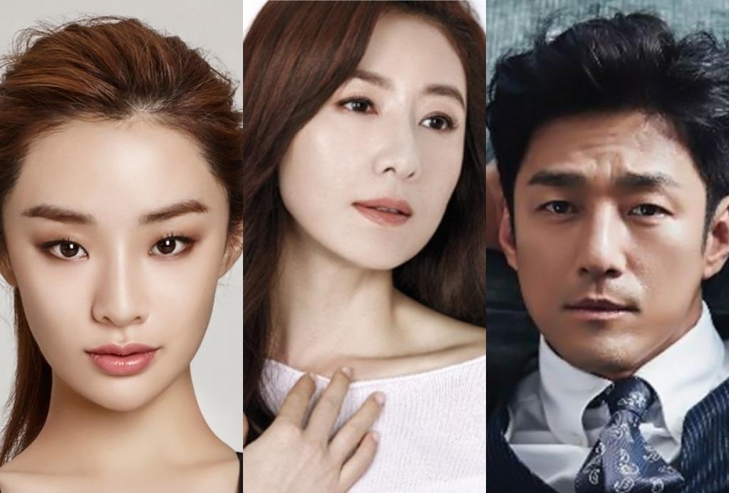 Stephanie Lee Jadi Orang Ketiga Antara Ji Jin Hee dan Kim Hee Ae