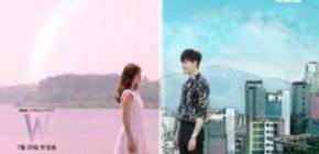 Beda Dimensi, Begini Lee Jong Suk Bertemu Han Hyo Jo Di Teaser-2 'W'