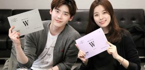 Lucunya Han Hyo Joo Bertemu Lee Jong Suk Pertama Kali di 'W'