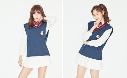 Kim Sejeong dan Kang Min ah Masuk Girl Grup Jellyfish Entertainment