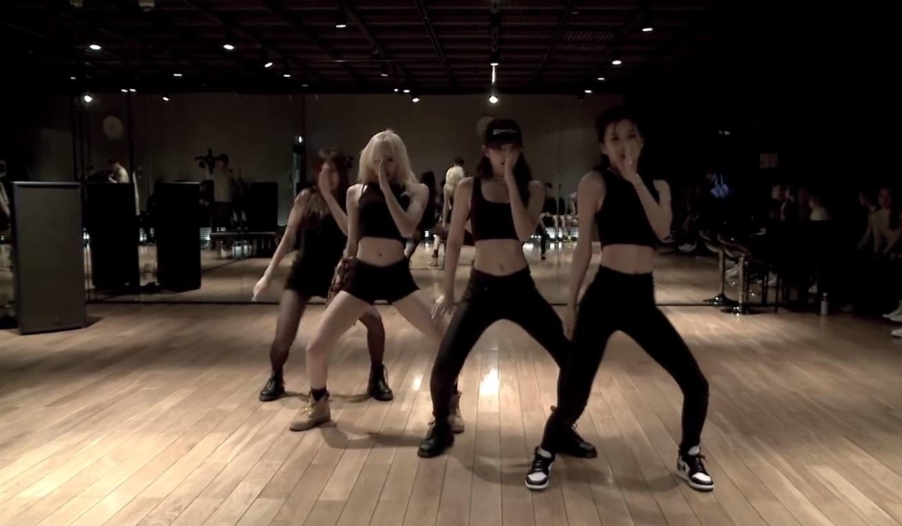 Video Dance Practice Black Pink Tembus 5 Juta Penayangan