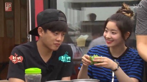 Mesra Dengan Dahyun, Kim Min Suk Tanyakan Keberadaan Jungyeon TWICE