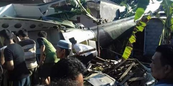 Helikopter TNI AD Jatuh di Jogja, Tiga Penumpang Tewas