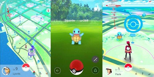 Pokemon Go Rilis di Playstore dan iOS Store, Begini Cara Mainnya!