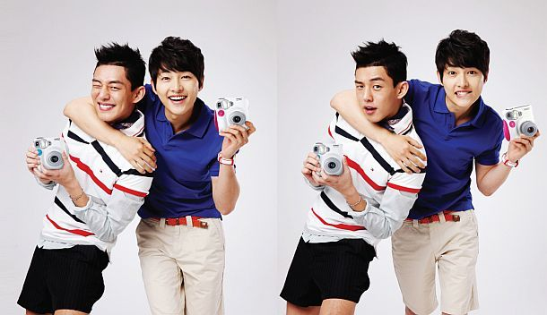 Begini Cara Yoo Ah In Dukung Film Baru Song Joong Ki