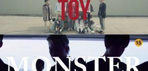 Block B & EXO Jadi Boy Group Dengan Lagu Terbanyak Diunduh di 2016