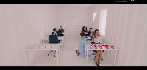 Zhoumi Super Junior-M Mati-matian Dekati Gadis di MV 'What's Your Number?'