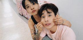 Saling Serang Caption, Henry SuJu-M dan Amber f(x) Resmikan Hubungan?