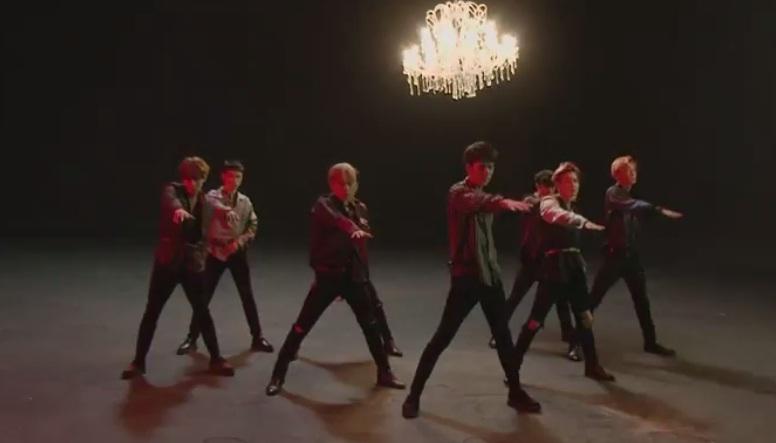 Ajak Intip BTS, Begini Keseruan1 EXO Syuting MV 'LOTTO'