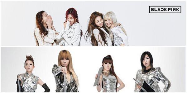 Dua MV Debut Black Pink Jadi Pemicu Fanwar dengan Fans 2NE1?