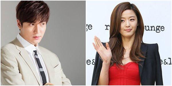 Jadi Penipu, Lee Min Ho Main Bareng Ji Hyun di Legend of the Blue Sea